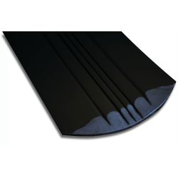 KEELGUARD 4FT BLACK