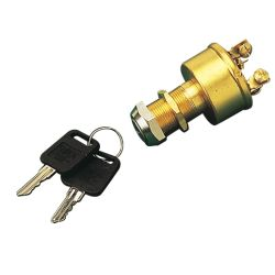 4 Position Ignition Switch