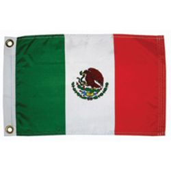 12INX18IN MEXICO FLAG