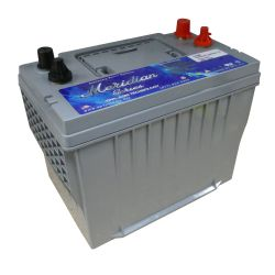12V 72 AMP 60# GROUP 24 BATTERY