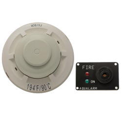 20234 Fire Warning System - 194DegF plus Rate of Temperature Rise Detection