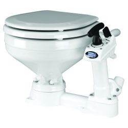HOUSEHOLD MANUAL TWIST N LOCK TOILET