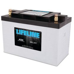 Group 31 LifeLine AGM Batteries
