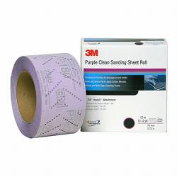 Hookit 2-3/4in Purple Clean Sanding Sheet Roll - 334U, 734U, 745I & 740I