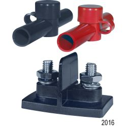 "Dual PowerPost 5/16"" &amp 3/8"" Studs - w/o Insulators"