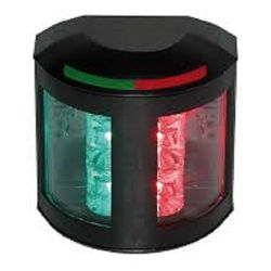 Aqua Signal Series 43 LED Navigation Light - Bi-Color, White Housing