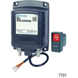 500A ML-Series Solenoid On/Off Remote Battery Switch