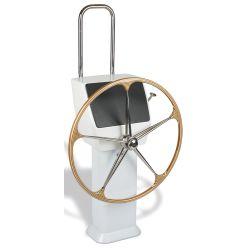Chain & Wire Vision 490 Series Steering Pedestal