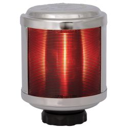 Aqua Signal Series 50 Navigation Light - All-round Red
