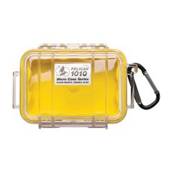Pelican 1010 Micro Cases with Clear Lid - 21 Cu In