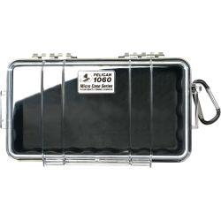 Pelican 1060 Micro Cases - w/ Clear Lid - 79 Cu In