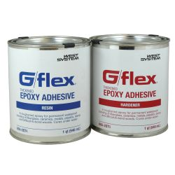 655 G/flex Thickened Epoxy Adhesive