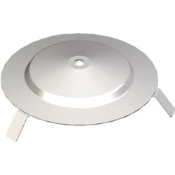 Replacement One-Piece Radiant Burner Plate - for Party Size Kettle Barbeques