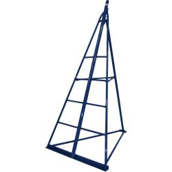 SAIL BOAT STAND BASE ONLY 123-140
