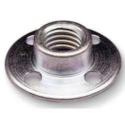 DISC RETAINER NUT 5/16INX5/8-11 FEMALE