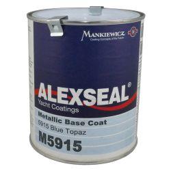 M-Series Metallic Base Coat/Clear Coat System