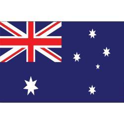 12X18IN AUSTRALIA FLAG NYL-GLO