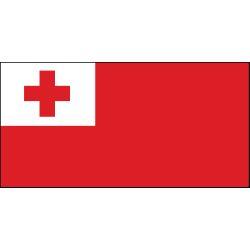 2FT X 3FT TONGA FLAG NYL-GLO