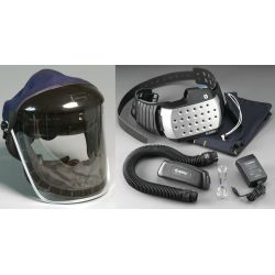 Adflo™ PAPR System with ClearVisor Headpiece