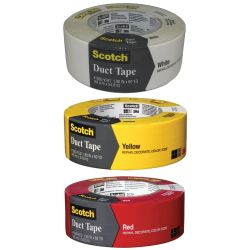 1060 Midgrade Duct Tape - 3 Colors