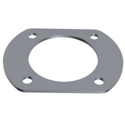 BACKING PLATE F/ GM650