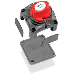 275A MASTER BATTERY SWITCH ON/OFF