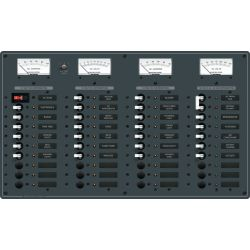 AC Main + 8 Positions⁄DC Main + 29 Positions Circuit Breaker Panel