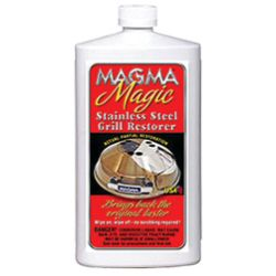 Magma Magic Stainless Steel BBQ Grill Cleaner