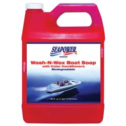 GA. WASH-N-SHINE BOAT SOAP