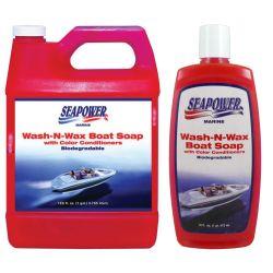 Wash-N-Shine