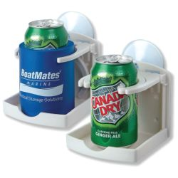 Folding Drink Holder 2-Pack - White