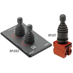 HYD. 2-STAGE JOYSTICK PANEL ON/OFF