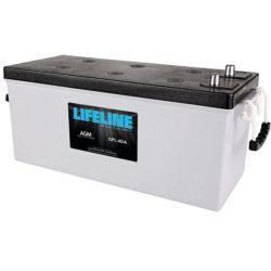 Lifeline 4D AGM 12V Deep Cycle Batteries