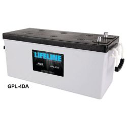 Lifeline 4D AGM 12V Deep Cycle Batteries