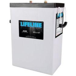 BATTERY L16 6V 400A 119# LIFELINE