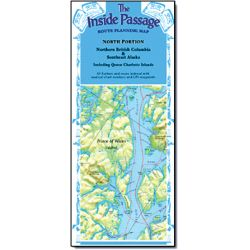 NORTH INSIDE PASSAGE - LAMINATED