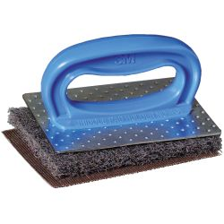 SCOTCH-BRITE GRIDDLE POLISHING PAD