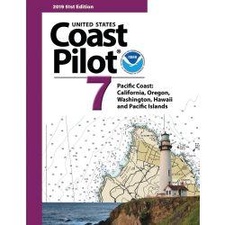 COAST PILOT BOOK (WEST COAST 7 )