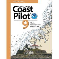 COAST PILOT BOOK (WESTERN ALASKA 9)
