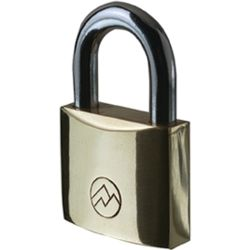 1 1/2IN BRASS KEYED PADLOCK KEYEDALI