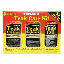 Pint Teak Care Kit