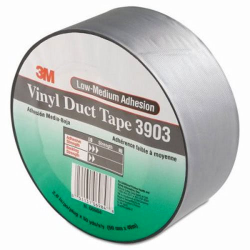 2IN GRY VYL DUCT TAPE 3903 (50YD)
