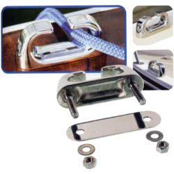 Stainless Steel XCL Bow Chocks