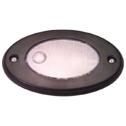 5.5IN CHRM OVAL RECESS LIGHT 5W 12V