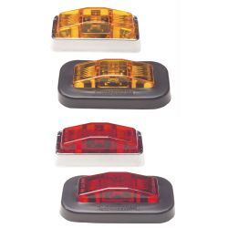 LED Mini Sidemarker/Clearance Lights