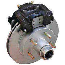 Eliminator Vented Disc Brakes