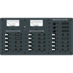DC 18 Position Circuit Breaker Panel