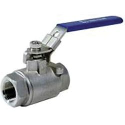 2IN STAINLESS BALL VALVE BSP