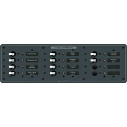 DC 12 Position Circuit Breaker Panel