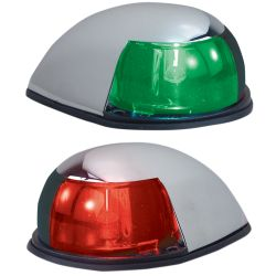 Horizontal Mount Side Lights
